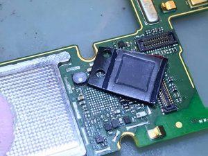 naprawa układu wifi P8 Lite Huawei