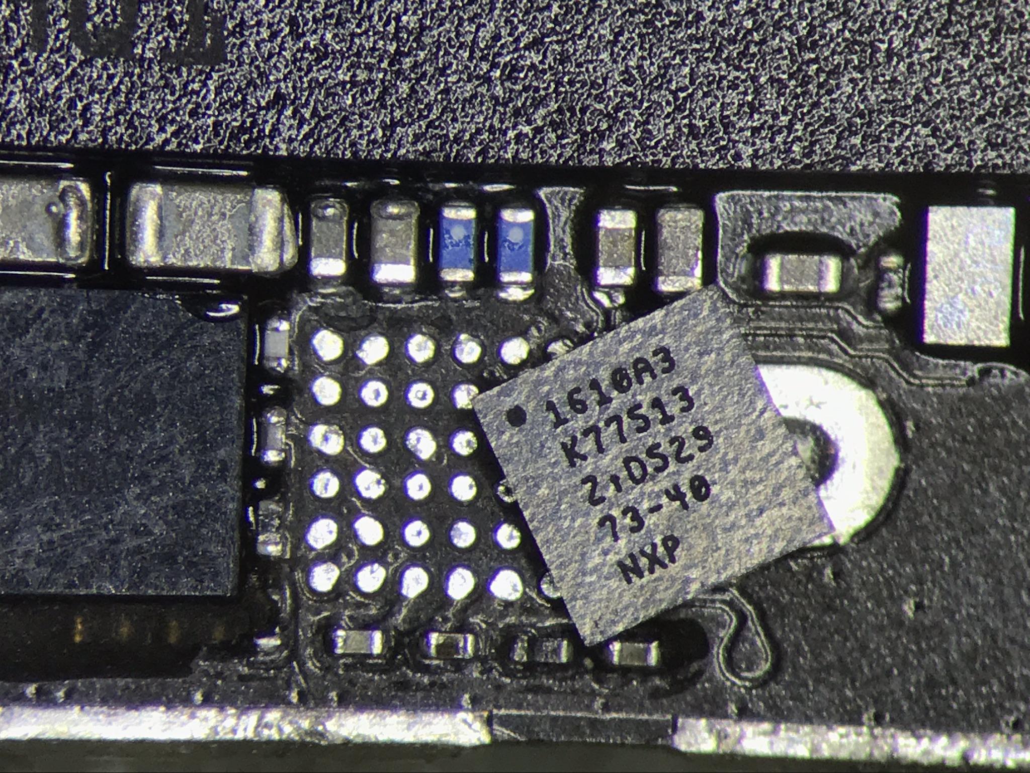 iPhone SE U4500 układ ładowania wymiana