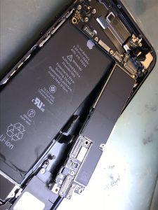 wymiana układu ładowania U4001 U2 Tristar iPhone 7